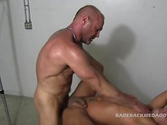 Chad Brock Sling Fucks Cesar Xes Raw