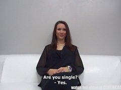 Di Monica fa un casting porno