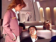 liefdevolle stewardess