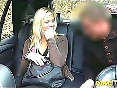 Masturbating outdoor my passengers soft pussy