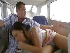 bir uçakta seks