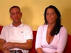 Duitse amateur paar