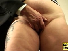 Banged submissos Chubby
