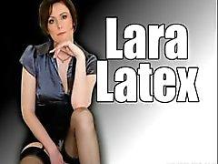 British mature Lara and young neighbor