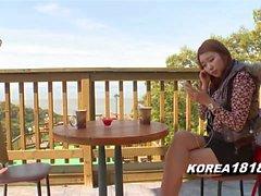 Korean Porn Sexy und Leggy Mädchen