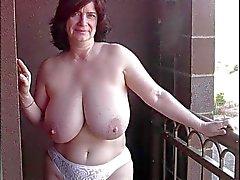 Tetas gigantes abuelita xvideos