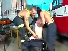FireTwinks Fuck By The Fire Engine