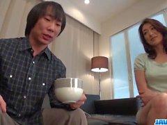 Yat limanı Matsumoto dev bir Creampie sonuna kadar becerdin alır