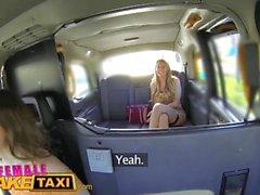 Femeninos taxi falso múltiples orgasmos lesbianas para galés tetona MILF tatuado