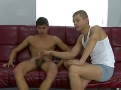 Russian twinks anal sex with cumshot