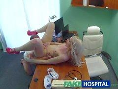 FakeHospital Laiha muru tarpeen lääke kukko