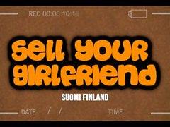 Verkaufen Sie Ihre Freundin - Suomi Finnland bigboobs suomipornoa Nancy Bomber