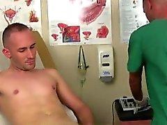 Naked Männer ich mich nach dem Gefühl, sein glühende nichts