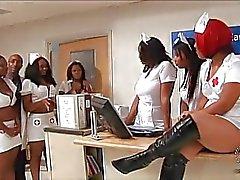 PMC CLUB Grueso belleza negro ama a un de la BBC