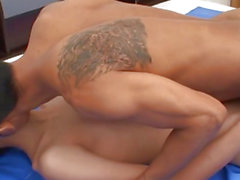 Oriental Twinks Jacop and Oliver Make Water and Fuck