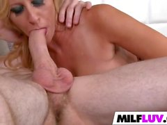 Banging Wet MILF Molly