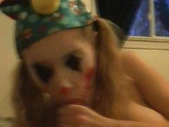 sesso più ripugnante che è Clown