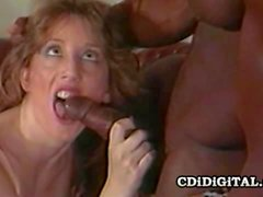 Summer Rose Blonde Bimbo Enjoys A Fat Black Cock