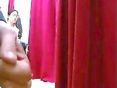 Blinkar in omklädningsrum 2