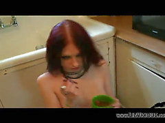Goth legal age teenager bj and drink