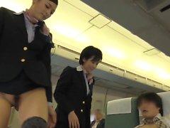 Accoglienza anche Shy Oma Co aereo a 4 inverso
