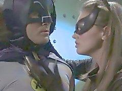 Tori Black schlug mit in Dreier vom Batman und Robin