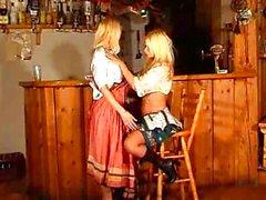 Bargirls caldo in azione 1