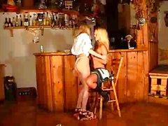 Горячая bargirls Вне ситуаций 1