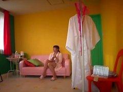 Cathy Heaven IR Anal Gangbang DP Çift Penetrasyon