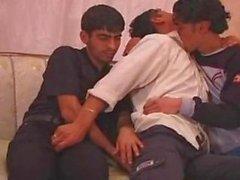 Arabisch Jungs Trios