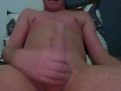 Dutch boy jerking of and cumming