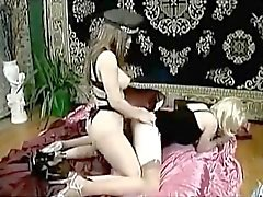 CD Gets Fuck With A Huge Strapon By A Sexy Girl