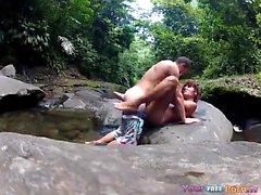 Geschlecht mit GF innerhalb des Wassers