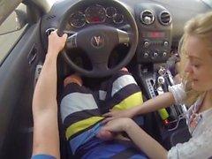Head Road De Sexy adolescente Allie Rae