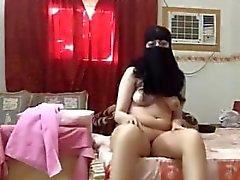 Presa alla calda con la sexy del sedere di stripping per voi