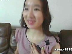 Extra anal korean toying