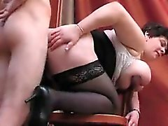 BBW Fucked By A Young Guy
