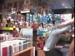 Asian Boys Fucking in the Book Store