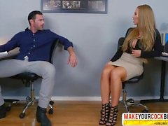 Not Slim Mother In Law Nicole Aniston Gets Hardcore Fuck