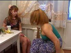 русская мать и девочка 17 из 26