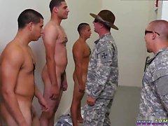 Unbesicherte Armeeprüfung Homosexuell Yes Drill Sergeant!