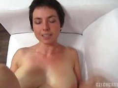 Czech Mature Madre Casting 022