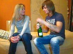 Şampanya & Cum