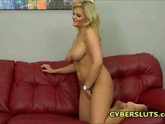 Blonde Milf Webcam