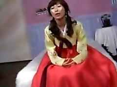 Amadores coreano começa fodido duramente