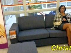 Кристину мигает 2