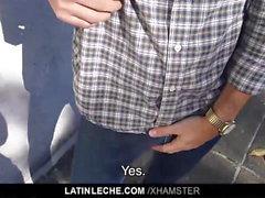 LatinalainenLeche - parrakas latvialainen kaveri, jota käytetään kamerassa