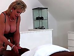 Adulterous british milf gill ellis reveals her large boobies