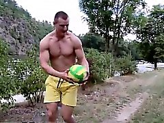 Young gay porn czech Public Anal Sex And Naked VolleyBall!
