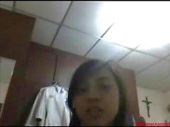 # 0381 - Skype Mädchen Spaß haben